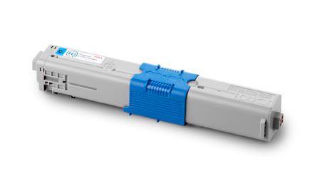 Cartus Laser Oki Cyan pentru C310/330/510/530 (2K)