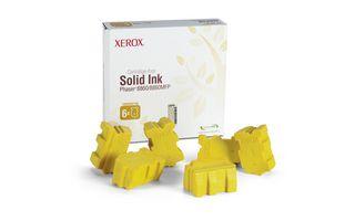 Cerneala solida Yellow (6 bucati) pentru Xerox Phaser 8860/8860MFP