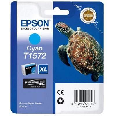 Cartus Inkjet Epson Cyan T1572