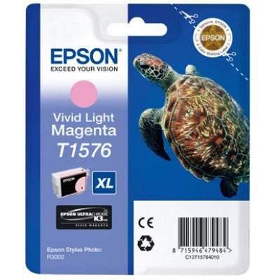 Cartus Inkjet Epson Light Magenta T1576
