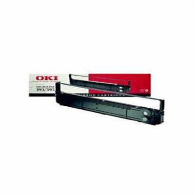 Ribon Oki Black 9002311 pentru Microline 393/395