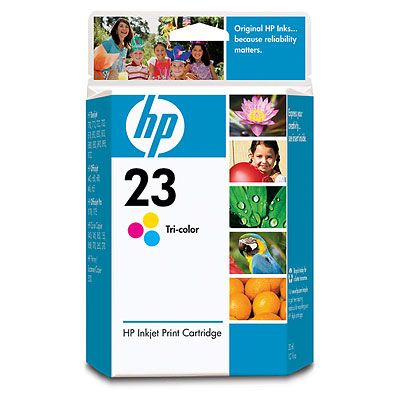 Cartus Inkjet HP Tri-Color 23XL