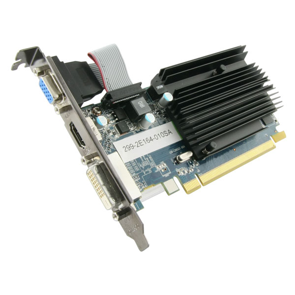 Placa video Sapphire AMD Radeon HD6450 1GB DDR3 64 biti