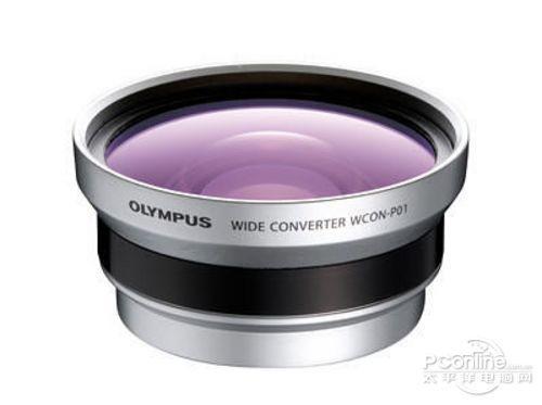 Convertor Olympus WCON-P01 Wide Converter pentru M. 14-42 II