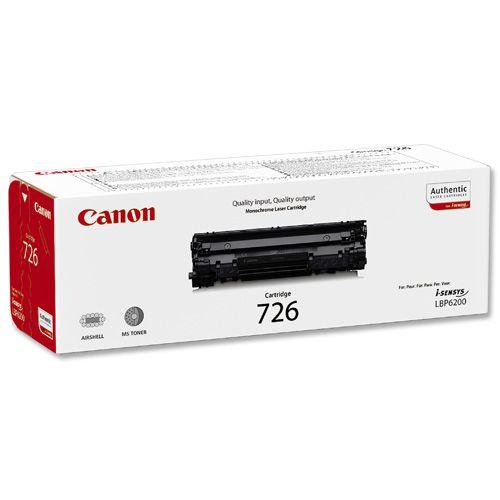 Cartus Laser Canon CRG-726