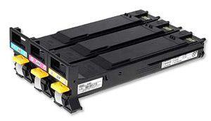 Pachet Cartus Laser Konica Minolta CMY A06VJ53