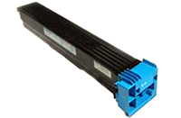 Cartus Laser Konica Minolta Cyan pentru Bizhub C451/550/650