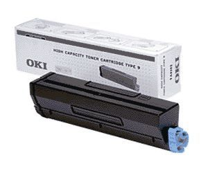 Cartus Laser Oki Black pentru Seria B4000