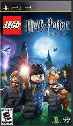 LEGO Harry Potter - Years 1-4 PSP