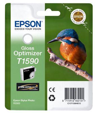 Cartus Inkjet Epson T1590 Black Gloss Optimiser pentru R2000
