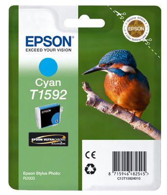 Cartus Inkjet Epson T1592 Cyan pentru R2000