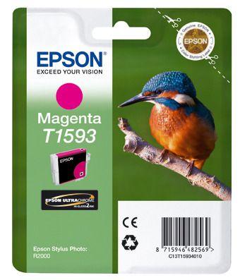 Cartus Inkjet Epson T1593 Magenta pentru R2000