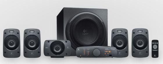 Boxe Logitech Z906 5.1 Speaker System 500W RMS