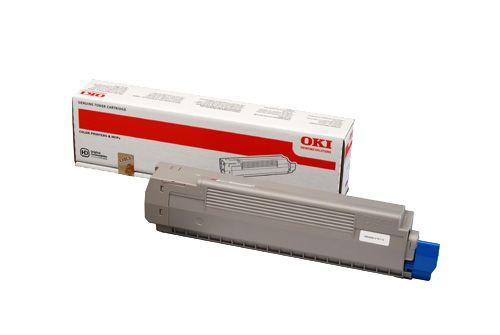 Cartus Laser Oki Magenta pentru C801/C821 (7.3K)