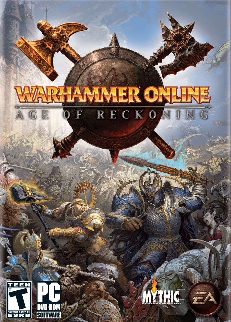 Warhammer Online: Age of Reckoning (PC)