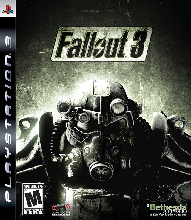 Fallout 3 - Game of the Year PS3