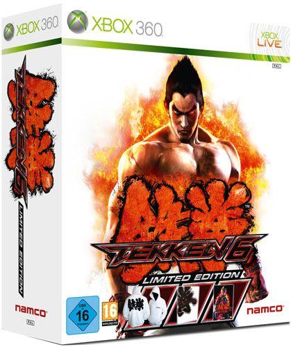 Tekken 6 - Limited Edition (Xbox360)