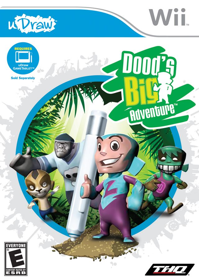 Doods Big Adventure (WII)