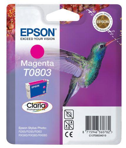 Cartus Inkjet Epson Magenta T0802