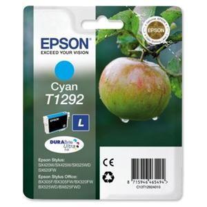 Cartus Inkjet Epson Cyan T1292