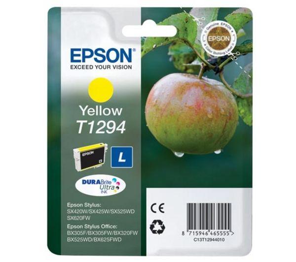 Cartus Inkjet Epson Yellow T1294