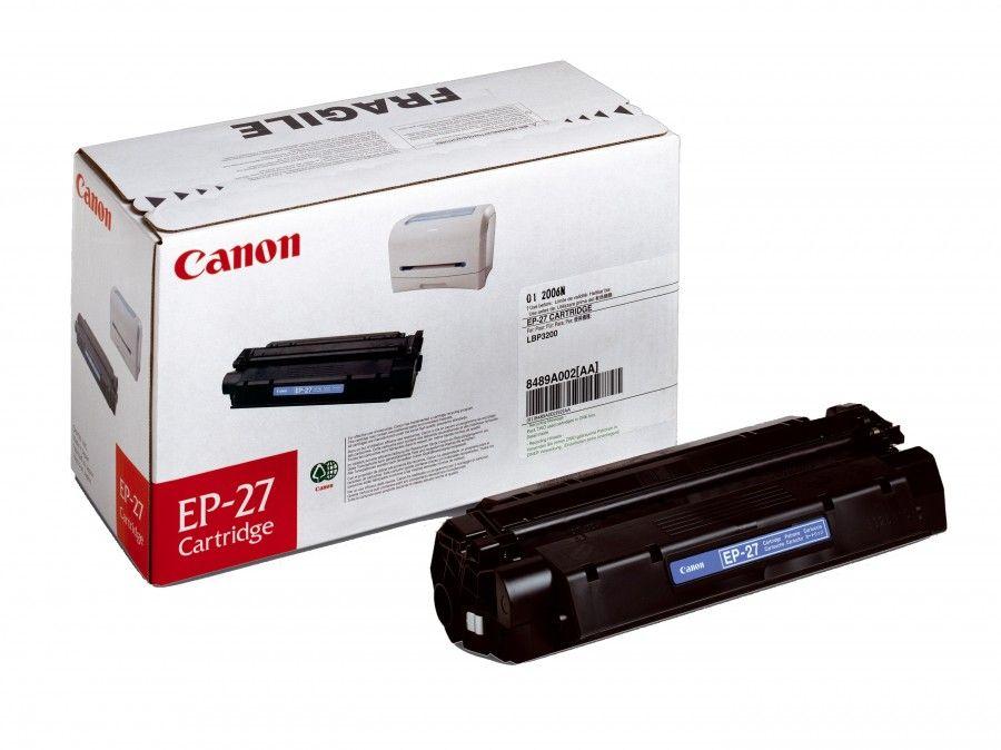 Cartus Laser Canon Black EP-27