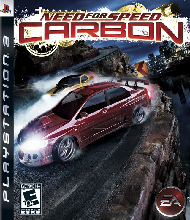 Need for Speed: Carbon (PS3)