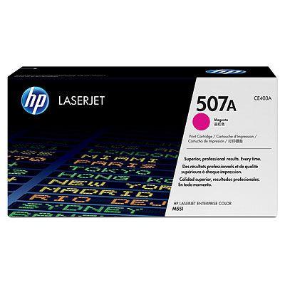 Cartus Laser HP 507A Magenta