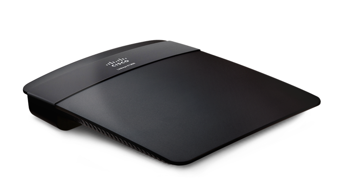 Router Linksys E1200 WAN: 1xEthernet WiFi: 802.11n-300Mbps