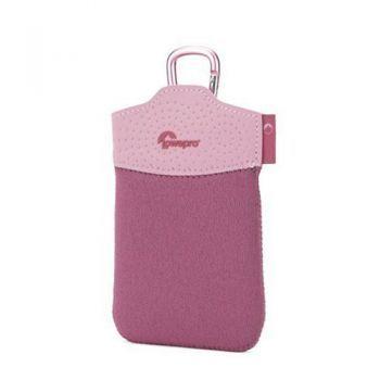 Husa Foto Lowepro Tasca 10 Pink/Blossom