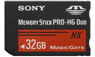 Card de Memorie Sony PRO™-HG Duo HX 32GB