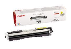 Toner Canon Yellow CRG729Y LBP7018C