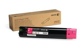 Toner Magenta de mare capacitate (12000 pag) pentru Xerox Phaser 6700