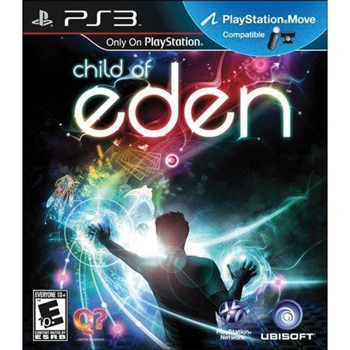 Child of Eden - Move compatible PS3