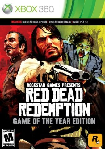 Red Dead Redemption: Game of the Year Edition Xbox360
