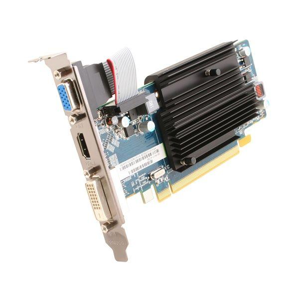 Placa video Sapphire Radeon HD6450 2GB DDR3 64 biti LP