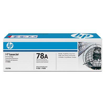 Pachet 2 Cartus Laser HP 78A Black LaserJet