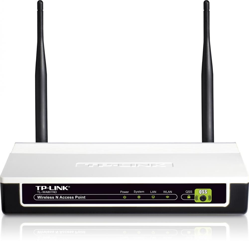 Acces Point Tp-Link TL-WA801ND WiFi: 802.11n frecventa: 2 4GHz - Single Radio cu alimentare PoE