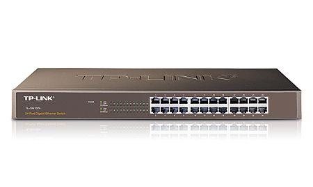 Switch Tp-Link TL-SG1024 fara management fara PoE 24x1000Mbps-RJ45
