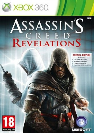 Assassins Creed: Revelations - Special Edition Xbox360