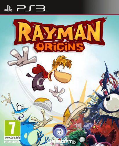 Rayman: Origins PS3