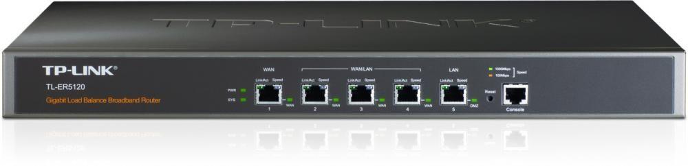 Router Tp-Link TL-ER5120 WAN: 1xGigabit fara WiFi