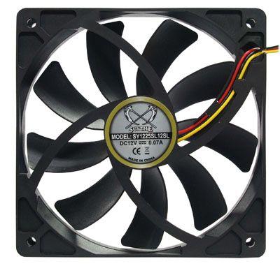 Ventilator PC Scythe Slip Stream 120