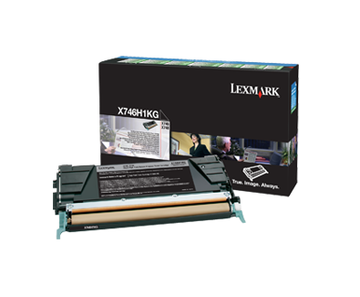 Cartus Laser Lexmark Black pentru X746 X748 (12k) Return Program