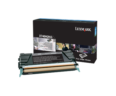 Cartus Laser Lexmark Black pentru X746 X748 (12k)