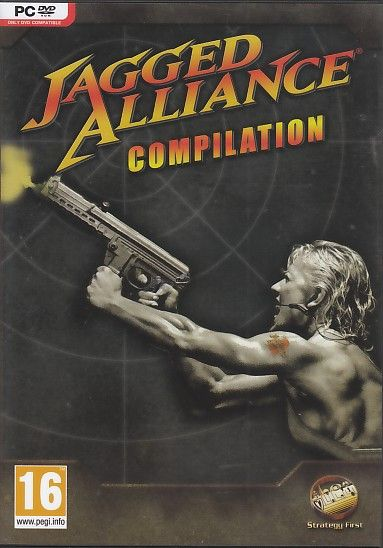 Jagged Alliance: Compilation (PC)
