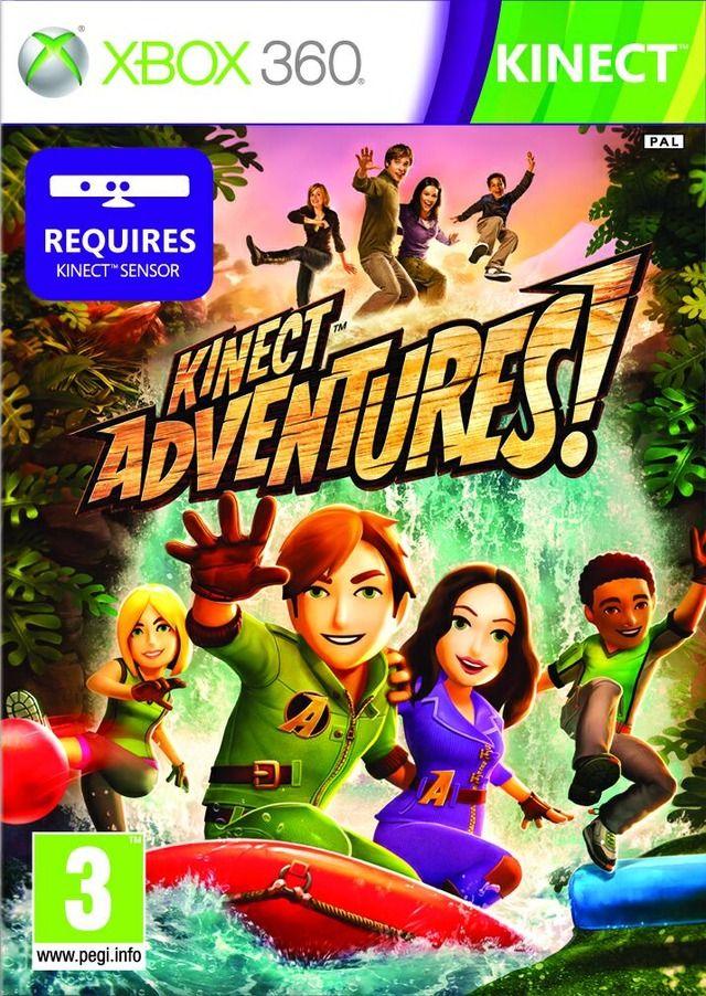 Kinect Adventure Xbox360