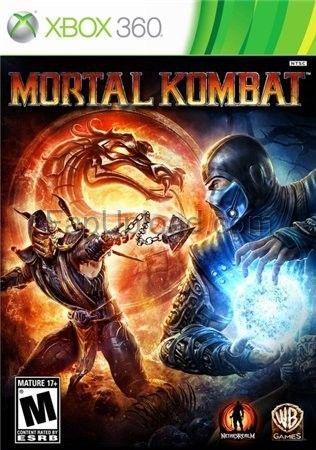Mortal Kombat - Komplete Edition Xbox360