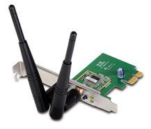 Placa de retea Edimax EW-7612PIN V2 interfata calaculator: PCI-E x1 rata de tranfer pe retea: 802.11n-300Mbps