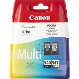 Pachet 2 Cartuse Inkjet Canon PGI-540 CL-541